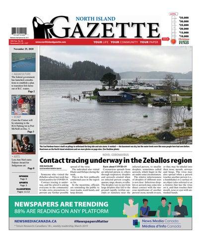 North Island Gazette, November 25, 2020