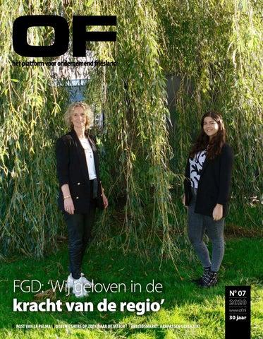 Ondernemend Friesland editie 7 november 2020