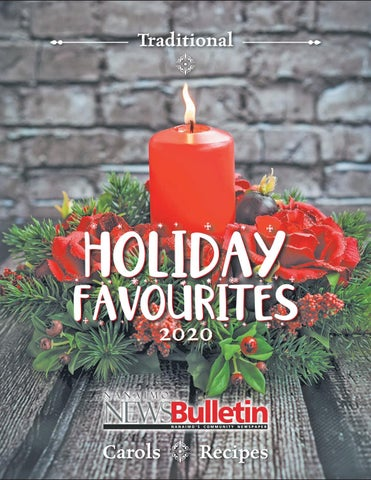 Traditional Holiday Favourites 2020