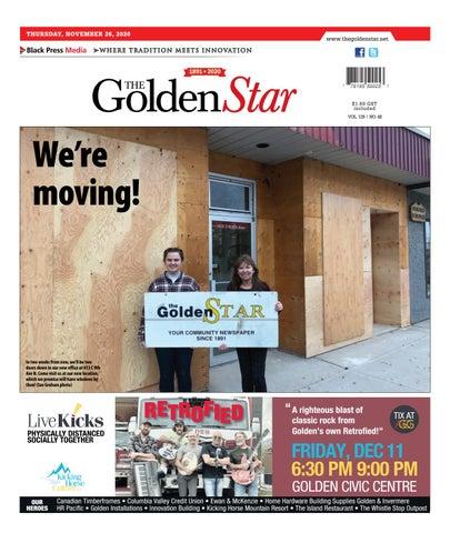 Golden Star, November 26, 2020