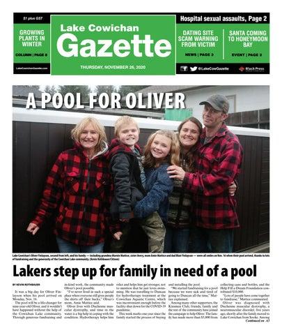 Lake Cowichan Gazette, November 26, 2020