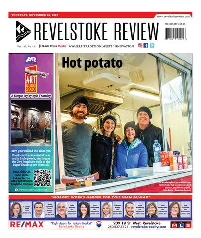 Revelstoke Times Review, November 26, 2020