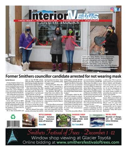 Smithers Interior News, November 26, 2020