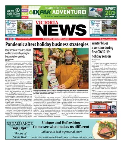 Victoria News, November 26, 2020