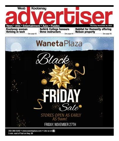 Grand Forks Gazette/West Kootenay Advertiser, November 26, 2020