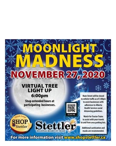 November 26, 2020 Stettler Independent