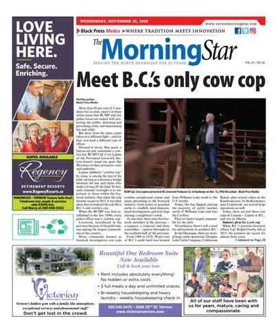 November 26, 2020 Vernon Morning Star