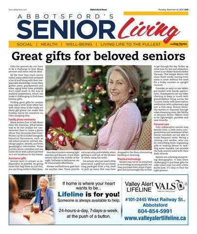 Senior Living November 2020