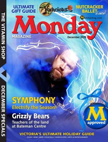 Monday Magazine, November 26, 2020