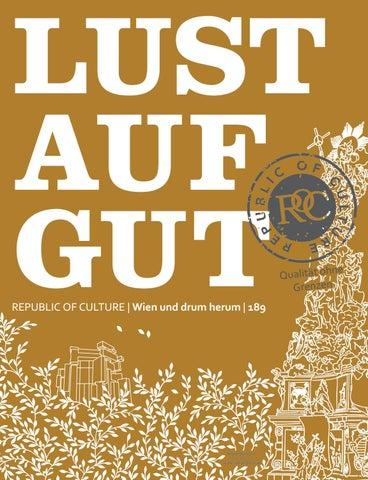 LUST AUF GUT Magazin | Wien Nr. 189