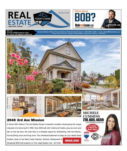 November 27, 2020 Real Estate Weekly - Abbotsford