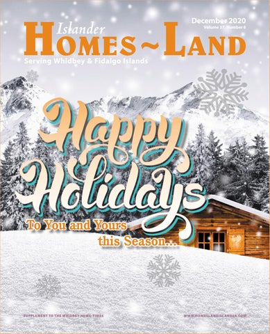 Whidbey Homes and Land December 2020