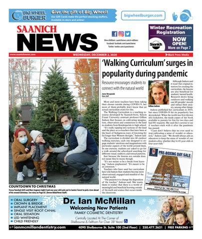 Saanich News, December 2, 2020