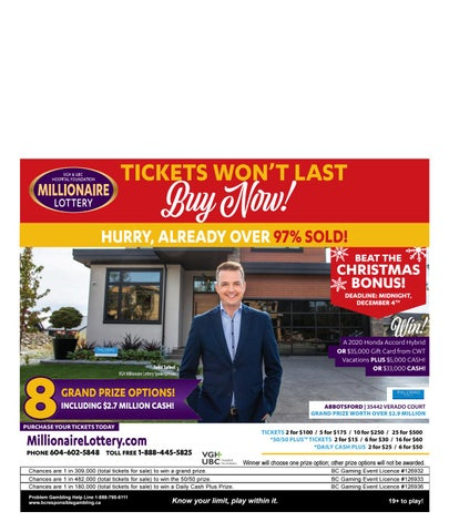 December 02, 2020 Goldstream News Gazette