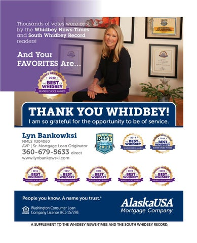 Best of Whidbey Winners 2020