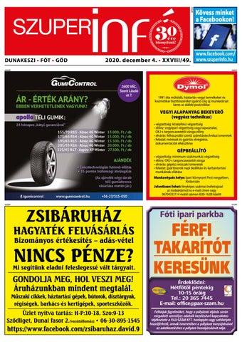 Dunakeszi 2020.12.04