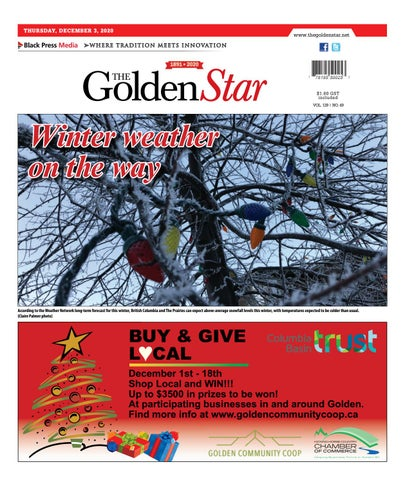 Golden Star, December 3, 2020