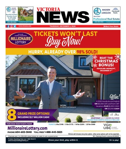 Victoria News, December 3, 2020