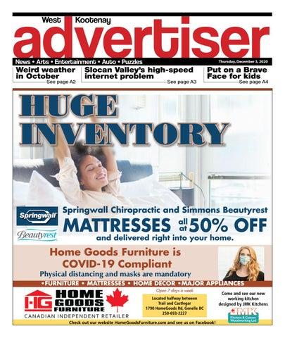 Nelson Star/West Kootenay Advertiser, December 3, 2020