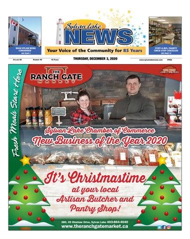December 03, 2020 Sylvan Lake News