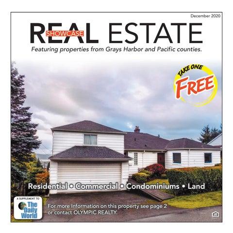 Real Estate Showcase Dec. 2020