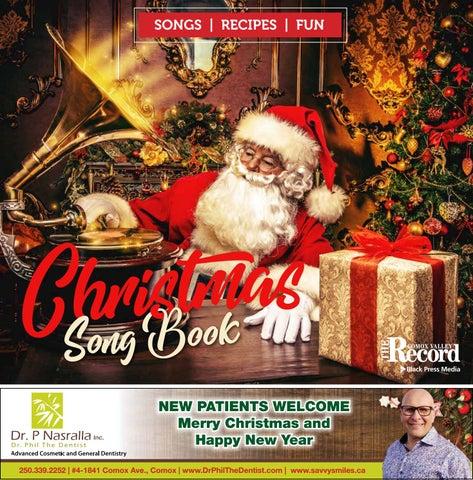 Christmas Song Book 2020