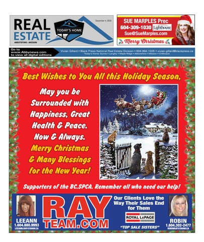 December 04, 2020 Real Estate Weekly - Abbotsford