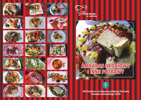 Książka kucharska 2020