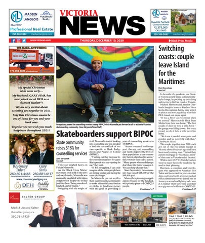 Victoria News, December 10, 2020