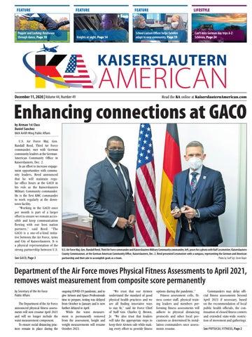Kaiserslautern American - December 11, 2020