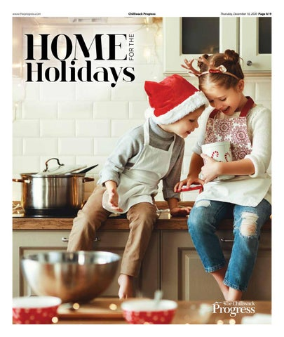 Home for the Holidays December 10, 2020 edition