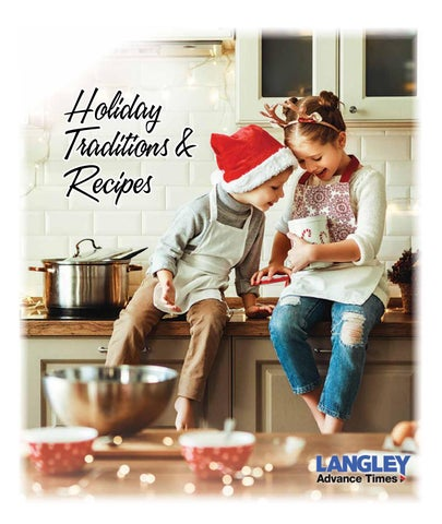 Holiday Traditions & Recipes 2020