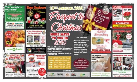 Passport to Christmas Week 3