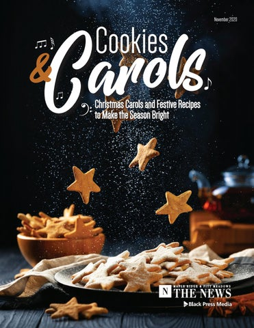 MRN Cookies & Carols Dec 2020