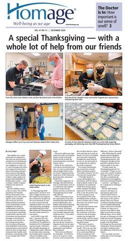 December 16, 2020 Everett Daily Herald