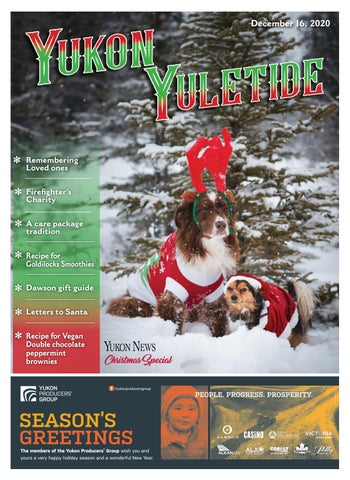 December 16, 2020 Yukon News