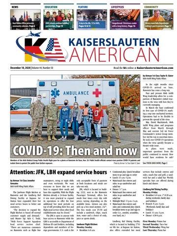 Kaiserslautern American - December 18, 2020