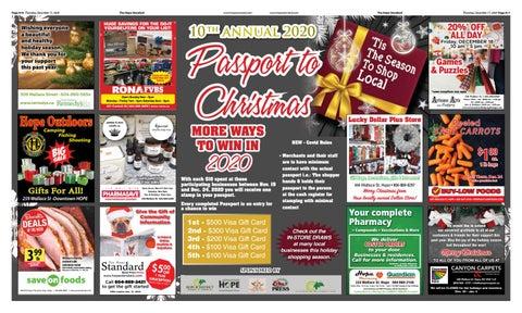 Passport to Christmas Week 4
