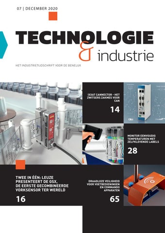 Technologie & Industrie | 07 - December 2020