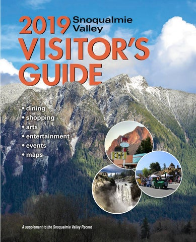 Snoqualmie Visitor Guide 2019
