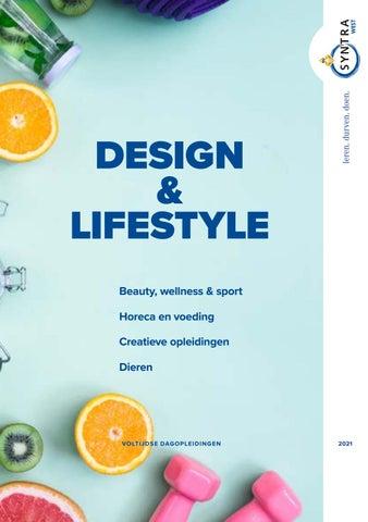 Syntra West Design & lifestyle voorjaar 2021