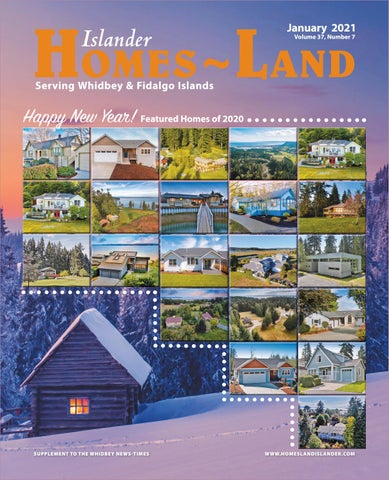 Homes and Land January 2021