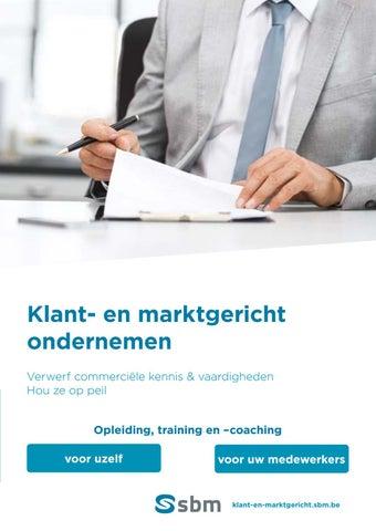 SBM Klant- en marktgericht ondernemen VJ 2021