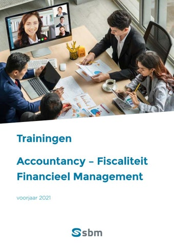 SBM Accountancy en fiscaliteit VJ 2021