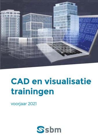 SBM CAD en visualisatie VJ 2021