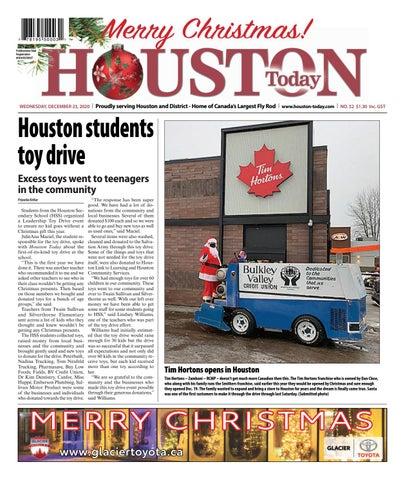 Houston Today, December 23, 2020