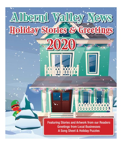 December 23, 2020 Alberni Valley News