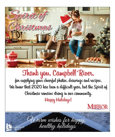 December 23, 2020 Campbell River Mirror