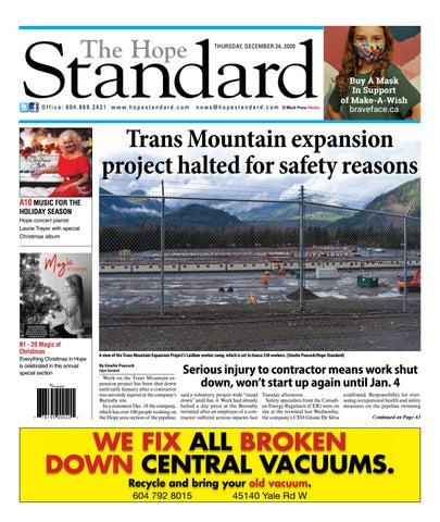 Hope Standard, December 24, 2020