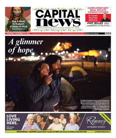 Kelowna Capital News, December 24, 2020